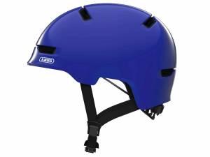 Abus helm Scraper Kid 3.0 shiny blue M 54-58