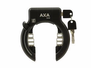 AXA antivol de cadre Solid XL noir