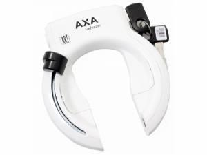 AXA antivol de cadre Defender blanc