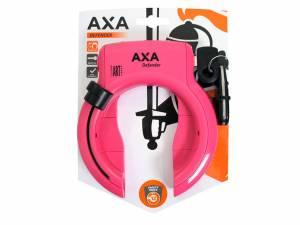 AXA antivol de cadre Defender rose