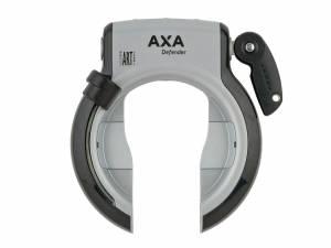AXA antivol de cadre Defender argent/noir