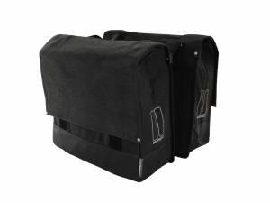 Basil sac double Urban Fold noir