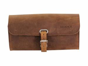 Brooks Sac de selle Challenge L antique brun