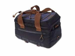 Basil sac à bagages Miles, noir