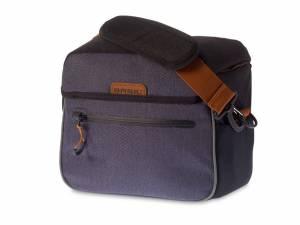 Basil sac de guidon Miles (BasEasy+Klickfix) noir