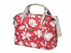 Basil sac à bandoulière Magnolia poppy red