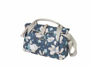 Basil sac de guidon Magnolia (BasEasy+Klickfix) teal blue