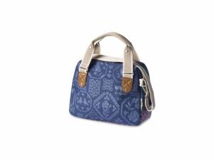 Basil sac de guidon Boheme (BasEasy+Klickfix) indigo