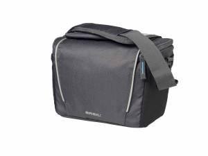 Basil sac de guidon Sport Design (BasEasy+Klickfix) graphite