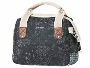 Basil sac de guidon Boheme (BasEasy+Klickfix) charcoal