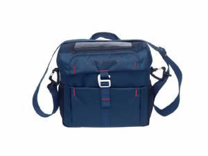 New Looxs sacoche de guidon Vigo incl. système, bleu