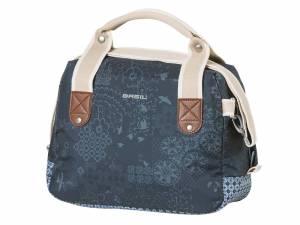 Basil sac de guidon Boheme (BasEasy+Klickfix) indigo blue