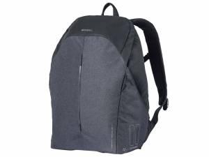 Basil sacoche à dos B-safe Backpack Nordlicht, graphite black