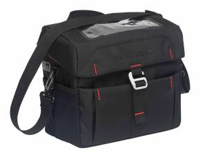 Basil sac de guidon Vigo Black Klickfix