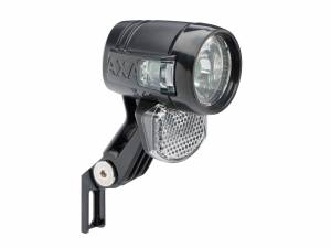 Axa Lampe de vélo avant Blueline LED 30 Lux E-bike