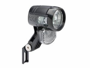 Axa Lampe de vélo avant Blueline LED 30 Lux Switch
