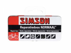 Simson Kit de réparation de vélo Normal