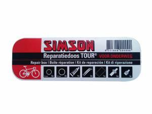 Simson Kit de réparation de vélo Tour
