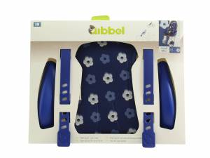Qibbel styling set de luxe chaisse avant Royal Blue