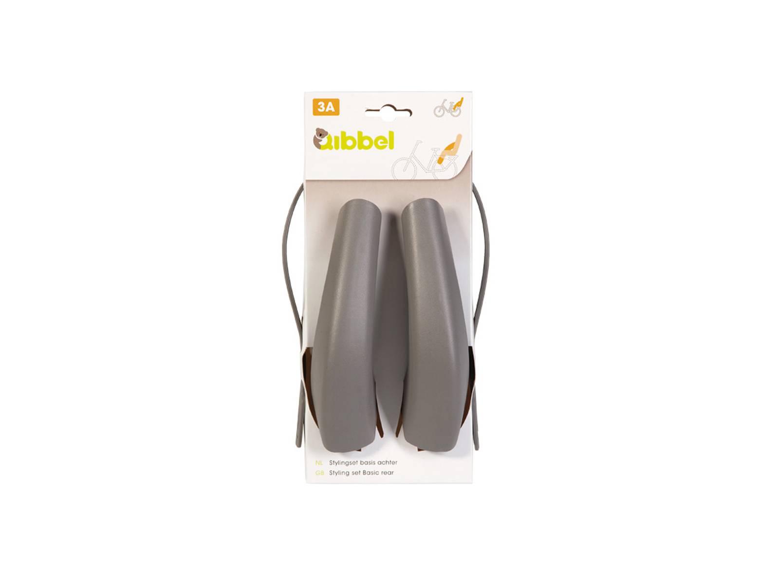 Qibbel styling set basic gris