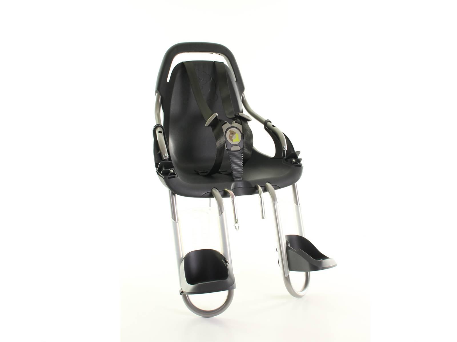 Qibbel siège d'enfant avant élément de base noir
